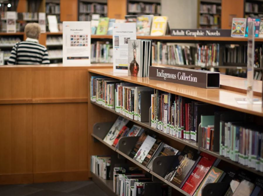 Are libraries the pipeline to reconciliation?